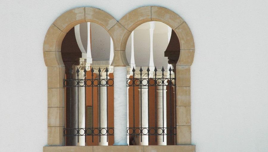 גלריית שור - עיצוב בברזל למוזיאון רקנאטי