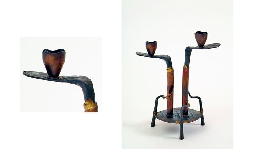 אמיר רון - ריהוט ופיסול בברזל